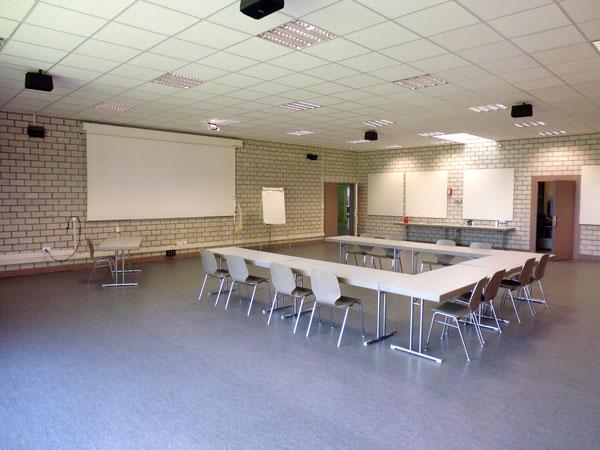 Notre salle de formation
